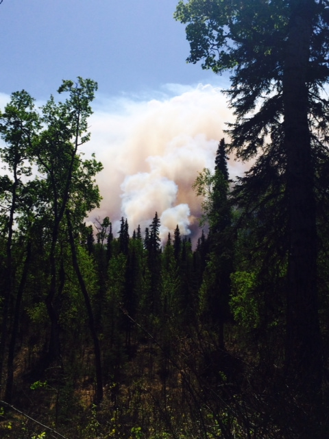 EVENING FIRE UPDATE: Funny River Fire Now 20,000 Acres