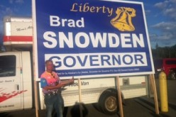 """Governor"" Snowden Running Write-In Campaign"
