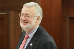 Sen. Stevens Top Concern is Alaska's Budget