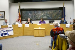 LWV Forum Informative and Fun